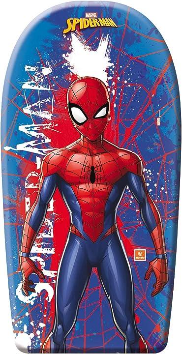 Tavola da surf spiderman per bambini - 94 cm - 11119 - mondo toys B00CPH9KB6