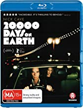 Nick Cave - 20,000 Days on Earth Blu-ray