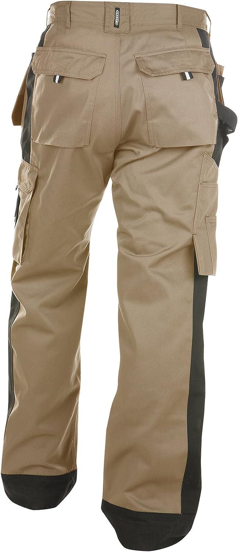 Dassy PESCO61 Pantalon de Ski Blanc/Gris 245 g Blanc/Gris.