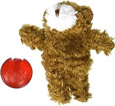KONG Company DKO02031 Dr Noys Plush Teddy Bear Dog Toy, X-Small