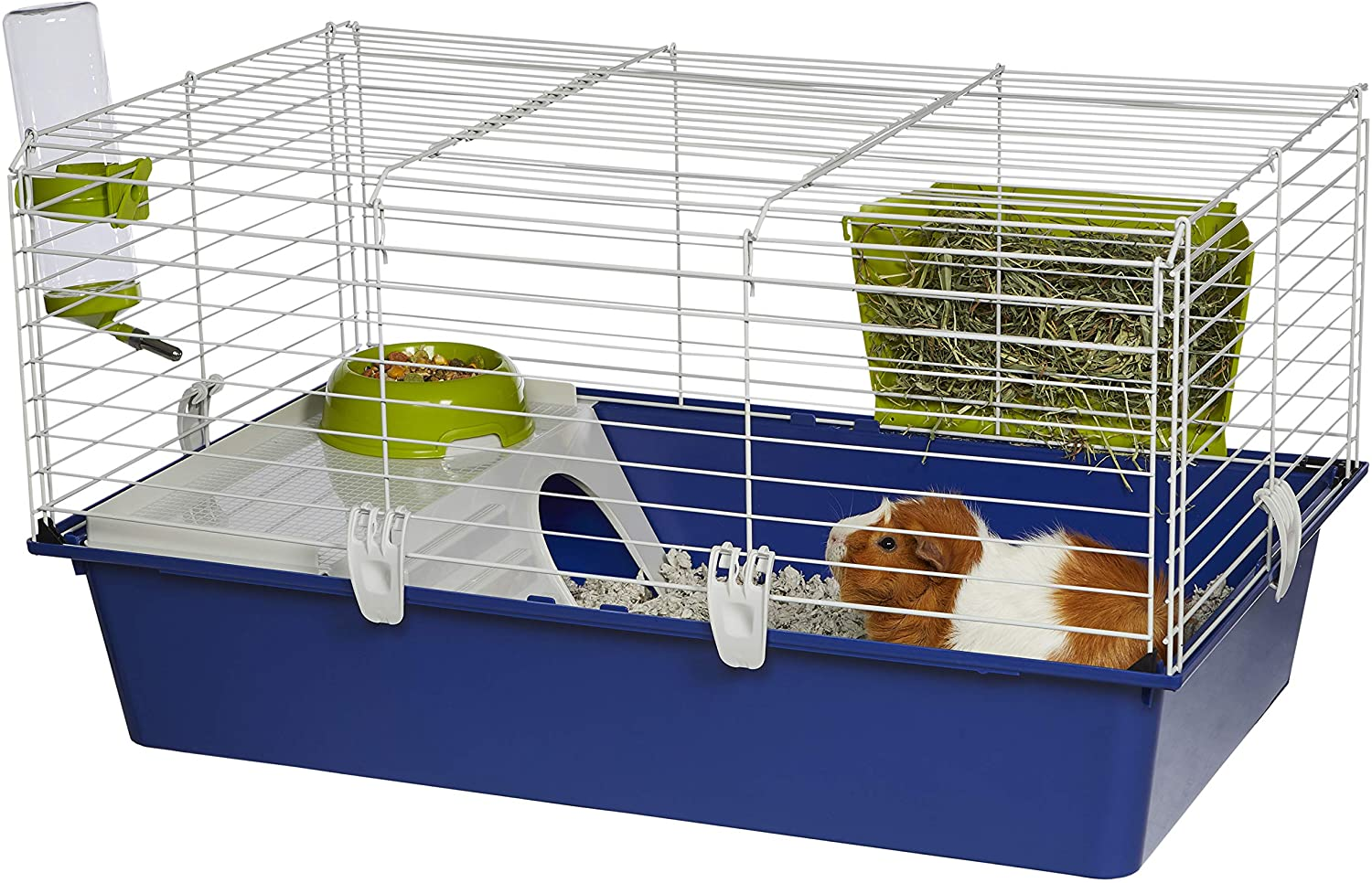 MidWest Super sale Homes for Pets Critterville Guinea Inclu Denver Mall Pig Cage Cleo