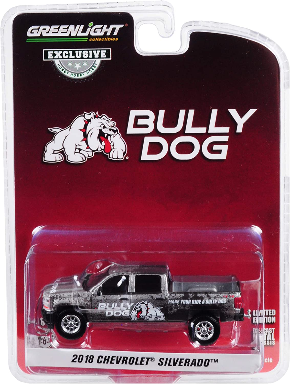Greenlight Hobby Exclusive Bully Dog 2017 Ram 3500 Sport 30172