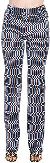PRADA Luxury Fashion Womens P282BHS1911TOUF0013 Multicolor Pants | Spring Summer 19