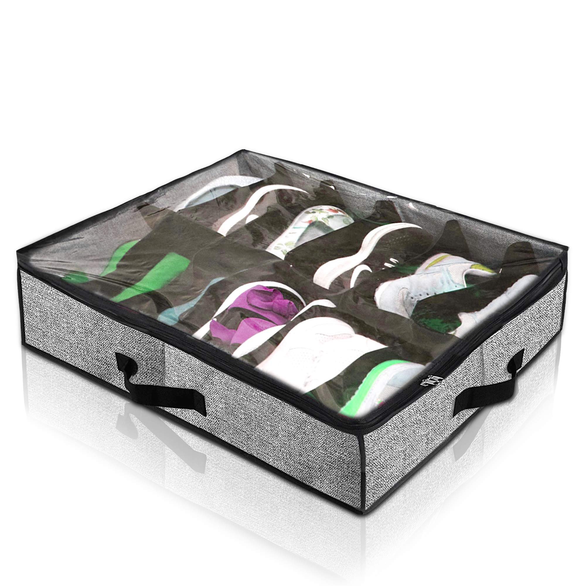 Olive Homeware Organizer Sneakers Solution