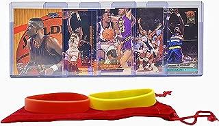 Dikembe Mutombo Basketball Cards Assorted (5) Bundle - Denver Nuggets, Atlanta Hawks Trading Card Gift Pack