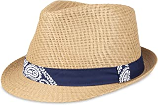 Levi's Classic Fedora Panama Hat Summer Vacation