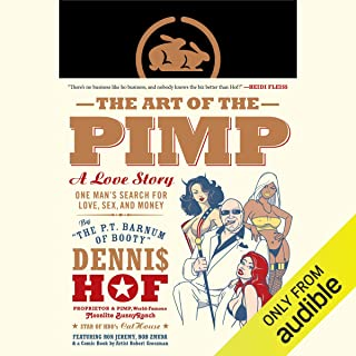 The Art of the Pimp: One Man's Search for Love, Sex, and Money