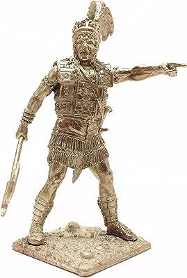 Tin soldier figure Trojan Warrior 54 mm