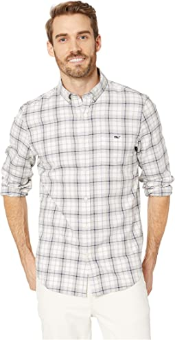Putnam Cottage Slim Tucker Shirt