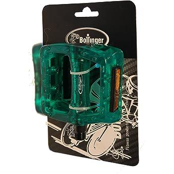 Bollinger RSDP1 Pedales para Bicicleta, Verde, Talla Única: Amazon.es: Deportes y aire libre