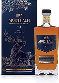 Mortlach Special Release 2020, 21 Jahre Single Malt Whisky, in Geschenkverpackung Single Malt Whisky 1 x 0.7 l