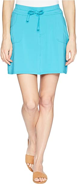 White Sierra Angel Island Knit Skort
