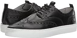 Sneaker 3 Black Calf