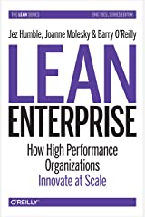 Lean Enterprise: How High Performance Organizations Innovate at Scale (English Edition) Format Kindle