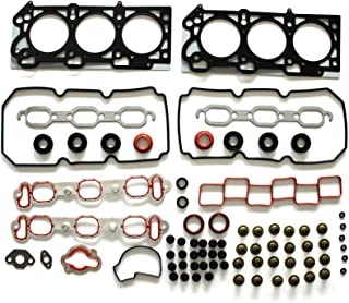 SCITOO Cylinder Head Gasket Set Replacement for Chrysler 300M/ Concorde/LHS/Pacifica/Prowler Dodge Intrepid/Magnum Plymouth Prowler 3.5L V6 SOHC 24V 1999-2006 Gaskets Kit Sets