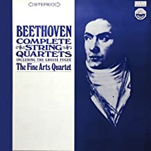 Beethoven: Complete String Quartets including the Grosse Fugue (Remastered from the Original Concert-Disc Master Tapes)