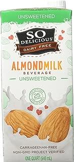 so delicious almond milk