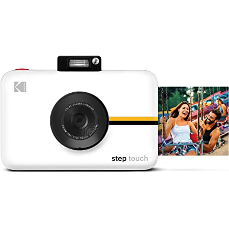 Kodak Step Touch 13mp Digitalkamera Instant Drucker Kamera