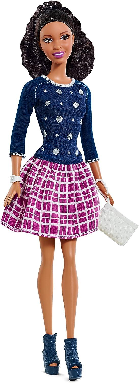 100% garantía genuina de contador Barbie Fashionistas Nikki Doll Doll Doll  precio mas barato