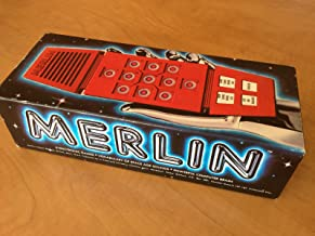 Parker Brothers Vintage 1978 Merlin Handheld Game