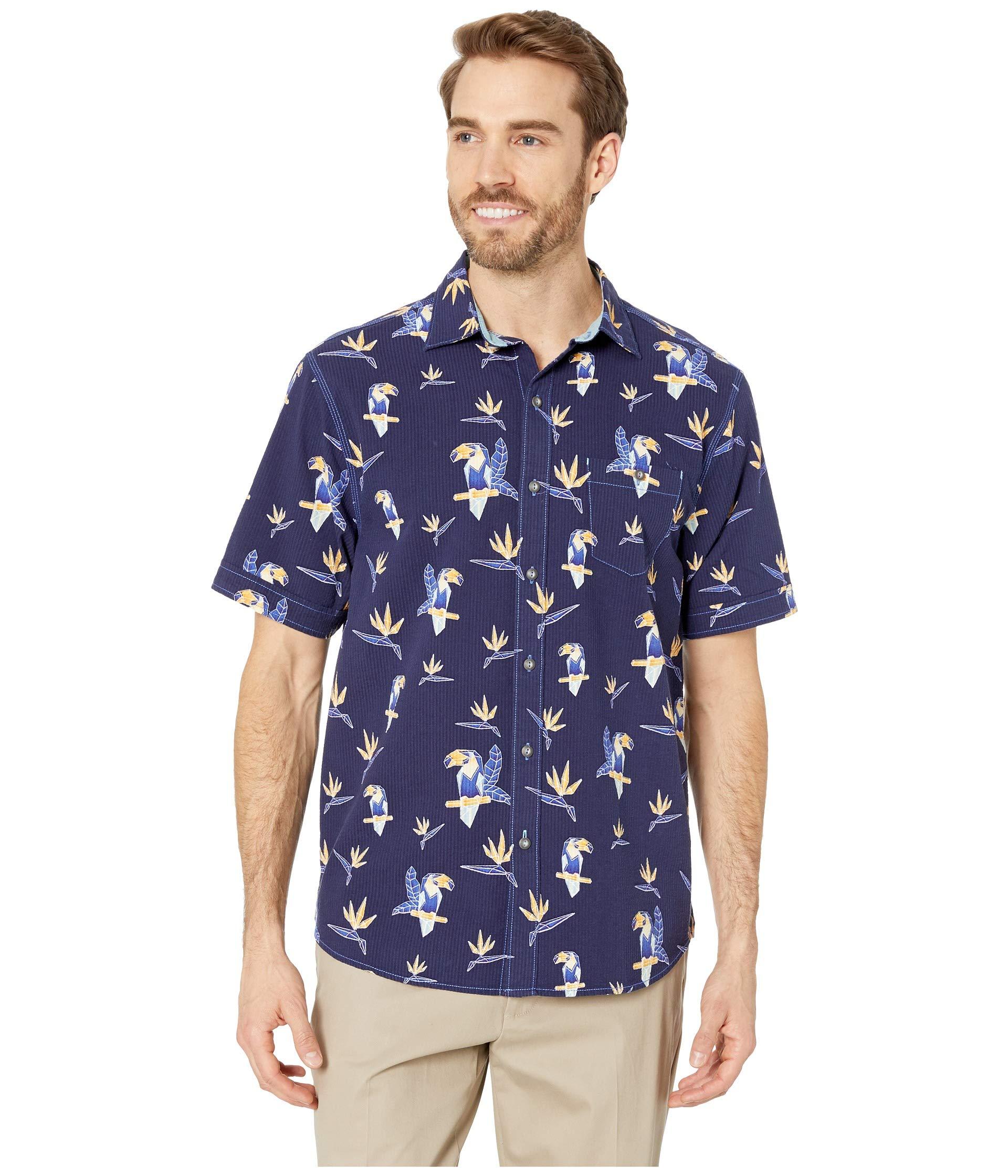 Deep Do Tommy Ocean Shirt Bahama Toucan FqwTaf