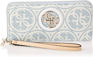 Guess Womens Wallet, Denim - DH718646