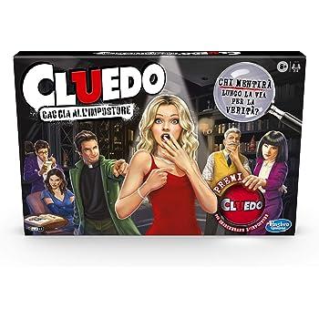 Hasbro Gaming Cluedo - Caccia All'Impostore, Gioco in Scatola , Versione 2020 in Italiano