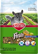 Kaytee Fiesta Chinchilla Food 2.5 pound bag