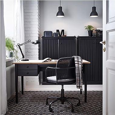 Ikea Arkelstorp Bureau Noir