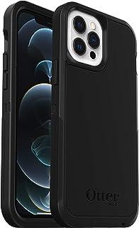OtterBox Defender XT, robuster Schutz mit MagSafe für iPhone 12 Pro Max, Schwarz (ohne Einzelhandelsverpackung)