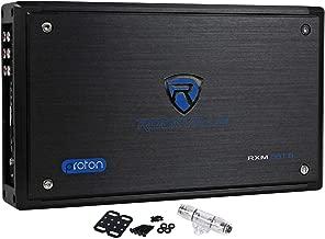 Rockville RXM8BTB 8 Channel 1500 Watt Peak Bluetooth Amplifier