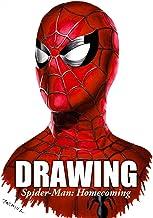 Clip: Drawing Spider-Man: Homecoming