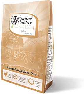 Canine Caviar Ingredient Alkaline Holistic
