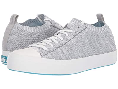 Native Shoes Jefferson 2.0 Liteknit (Mist Grey Melange/Shell White) Shoes