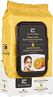 InténsivEye Vitamin C Extract Makeup Cleansing Wipes
