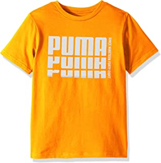 PUMA Big Boys' Graphic Tee