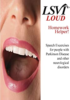 LSVT LOUD Homework Helper! DVD