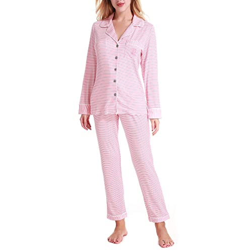 5bded89f4f47 Pink Pajamas for Women  Amazon.co.uk