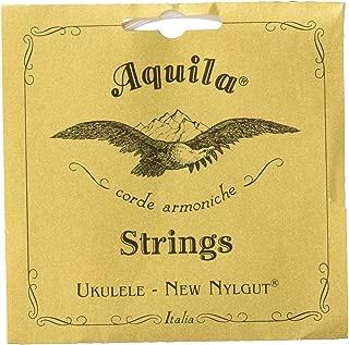 Aquila 15U - Juego de cuerdas para ukelele tenor en Sol (grave), Do, Mi, La