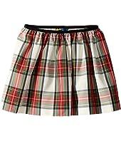 Polo Ralph Lauren Kids Plaid Skirt (Little Kids/Big Kids)