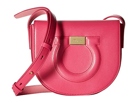 Salvatore Ferragamo Gancio City Crossbody