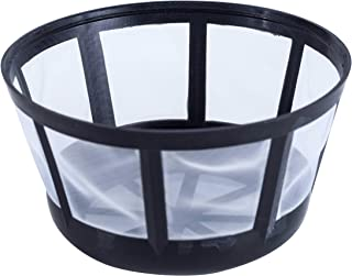 Fill & Brew Reusable Coffee Filter Basket for Most Mr. Coffee, Black & Decker, Regal a&d Procter Silex Coffee Makers, 1-Pack
