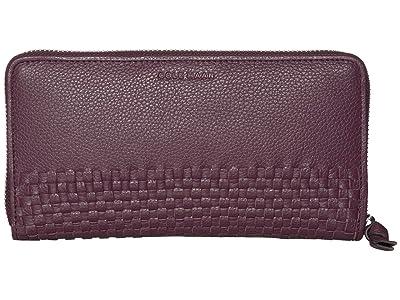 Cole Haan Bethany Continental Wallet (Winetasting) Wallet Handbags