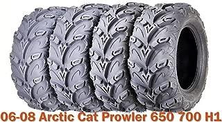 Best arctic cat prowler tire size Reviews