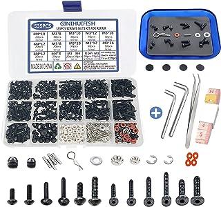 535PCS RC Screw Kit Repair Tool Assortment with Magnetic...
