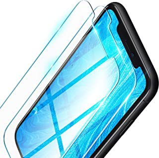 Oribox Glass Screen Protector for iPhone 11,XR (6.1 Inch) Tempered Glass Screen Protector,2-Pack Clear