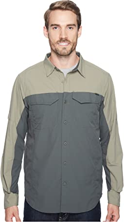 Columbia Silver Ridge Blocked Long Sleeve Shirt