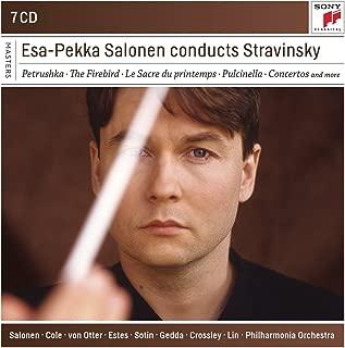 Esa-Pekka Salonen Conducts Stravinsk Y
