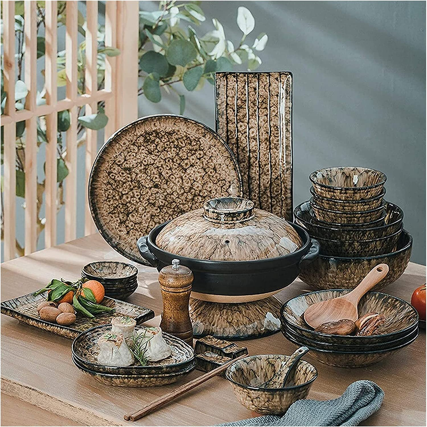 Dinnerware Set Purchase for Home or S Ceramics Lowest price challenge Restaurant Special Dinner
