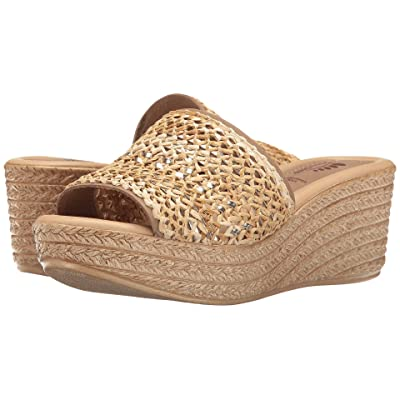 Spring Step Calci (Beige) Women